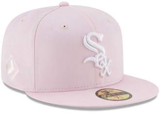 New Era Chicago White Sox C-Dub Patch 59FIFTY Cap
