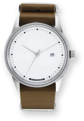 Hypergrand UK Streetstyle Maverick Honey Brown Leather Watch