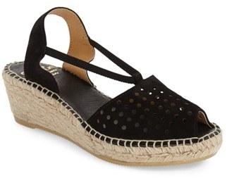 Women's Andre Assous 'Corrine' Espadrille Sandal $169.95 thestylecure.com