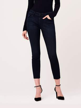 DL1961 Coco Mid Rise Curvy Ankle Skinny