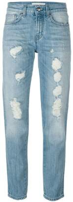 P.A.R.O.S.H. RoyRoger's x distressed jeans