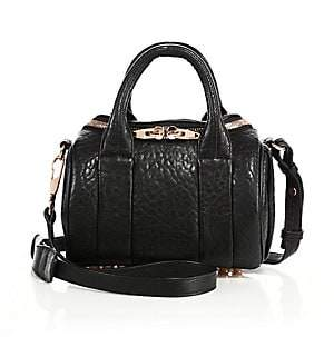 Alexander Wang Women's Mini Rockie Leather Bag