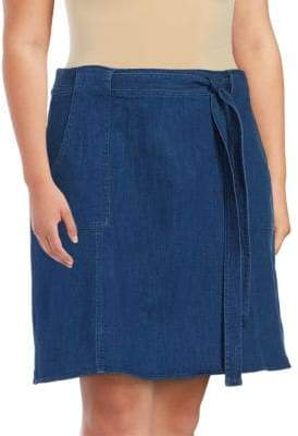 92a3b962360 Plus Size Skirts With Pockets - ShopStyle