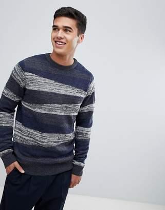 Bellfield Jacquard Sweater
