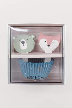 H&M Muffin set