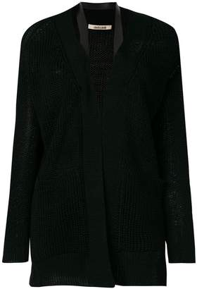 Roberto Cavalli cut out cardigan
