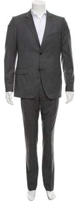 Calvin Klein Collection Pebbled Wool Suit w/ Tags
