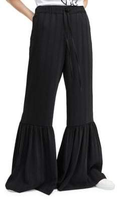 French Connection Aleida Suiting Flare Pants