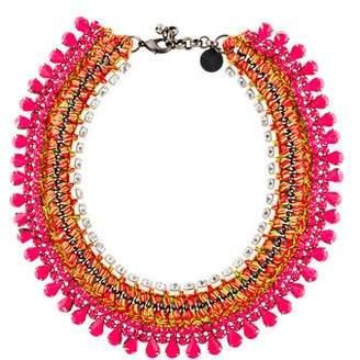 Venessa Arizaga Lily Rose Collar Necklace