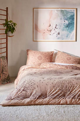 Amelia Medallion Jersey Comforter