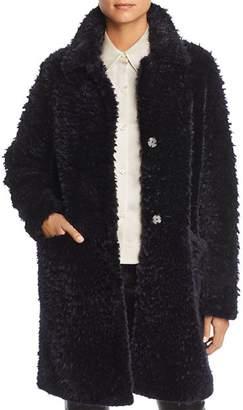 Maximilian Furs Lamb Shearling Coat - 100% Exclusive