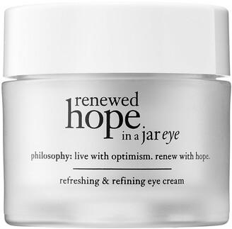 philosophy Renewed Hope In A Jar Eye
