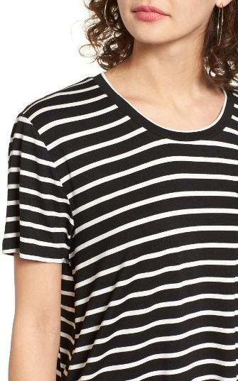 Women's Bp. Stripe Pocket Tee 5