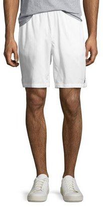 Fred Perry Performance Tennis Shorts, White $70 thestylecure.com