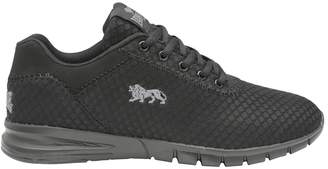 Lonsdale London Black And Grey 'Tydro' Trainers