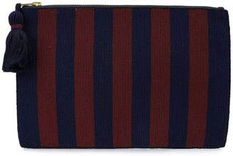 Figue Soma striped pouch
