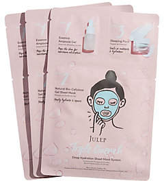 Julep Triple Quench Deep Hydration Mask System3-Pack