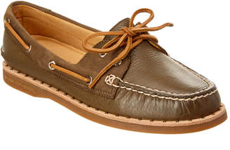 Sperry A/O Leather Boat Shoe