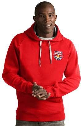 Antigua Men's New York Red Bulls Victory Pullover Hoodie