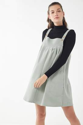 Urban Renewal Vintage Remnants Corduroy Apron Dress