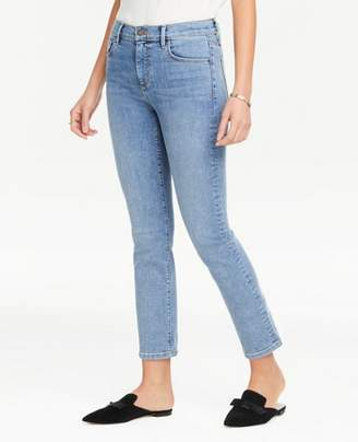 Ann Taylor Modern Skinny Crop Jeans
