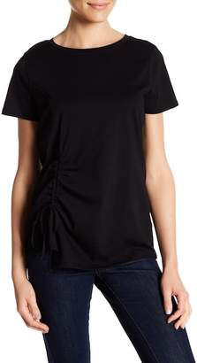Olivia Sky Ruched Tee