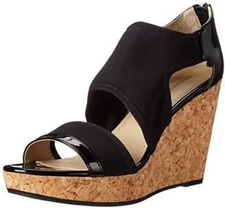 Adrienne Vittadini Footwear Women's Chelle Wedge Sandal