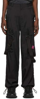 Off-White Black Bondage Cargo Pants