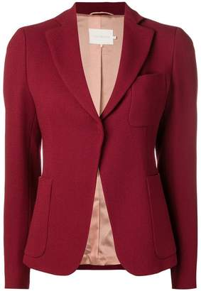 L'Autre Chose chest pocket fitted blazer