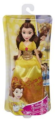 Disney Royal Shimmer Belle Doll
