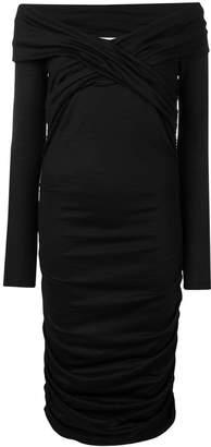 Diane von Furstenberg off-shoulder midi dress
