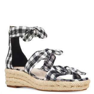 Nine West Allegro Knotted Espadrille Sandal