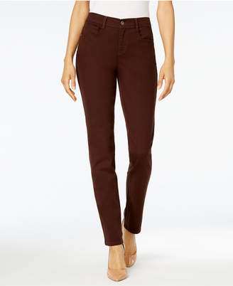 Style&Co. Style & Co Tummy-Control Slim-Leg Jeans, Created for Macy's