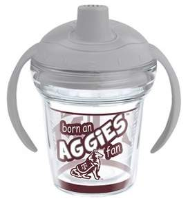 Tervis Texas A&M Aggies Born A Fan 6oz Sippy Cup with Lid