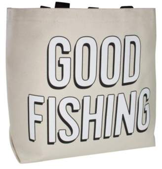 Good Fishing All-Day Market Tote