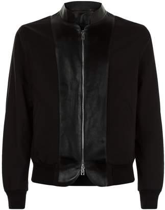 Alexander McQueen Collarless Jacket
