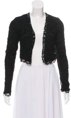 Ralph Lauren Open Front Knit Jacket w/ Tags