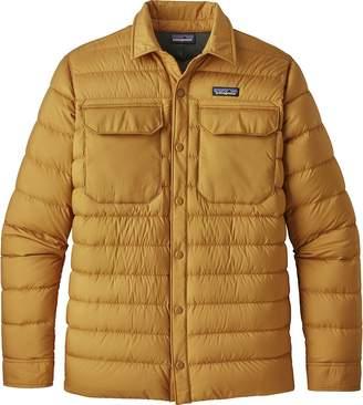 Patagonia Silent Down Shirt Jacket - Men's