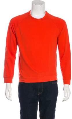 Helmut Lang Vintage Woven Crew Neck Sweater