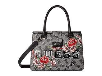 GUESS Vikky Small Satchel Handbags