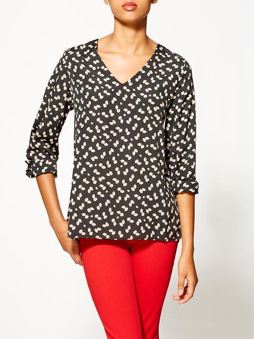 Collective Concepts Paloma Print Shirt