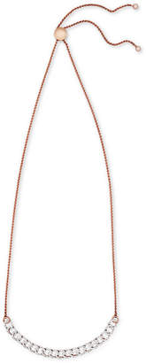 Wrapped in Love Diamond Chain Link Adjustable Bolo Necklace (1/2 ct. t.w.) in 10k Rose Gold