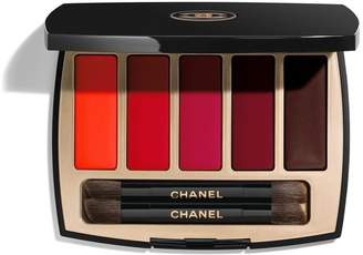 Caractere Chanel Beauty LA PALETTE Lip Palette