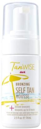 Tanwise Travel Bronzing Mousse