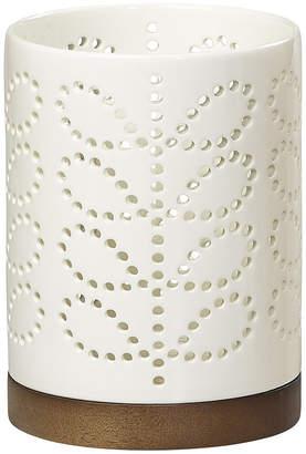 Orla Kiely Linear Stem Ceramic Lantern