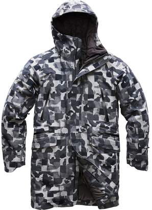 The North Face Cryos Wool Blend GTX Down Parka - Men's