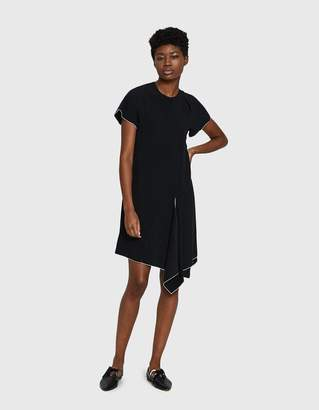 Proenza Schouler Flared Dress with Slit