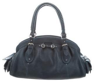 fbc25ca6751f Christian Dior Blue Leather Handbags - ShopStyle