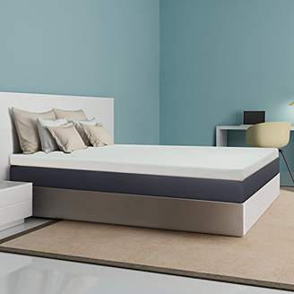 Best Price Mattress 4-Inch Memory Foam Mattress Topper