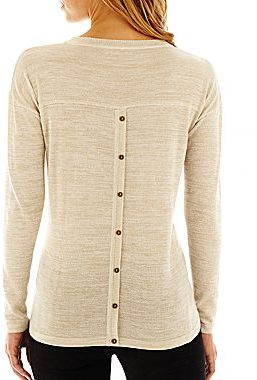 Mng by Mango® Shimmer Sweater